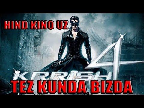 Krish 4 Hind kino o'zbek tilida 2020 / Криш 4 ХИНД КИНО УЗБЕК ТИЛИДА 2020 ТЕЗ КУНДА