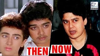 Cover images After doing 280 film's What Happened To Govinda's Co-star Harish Kumar? | Lehren Diaries