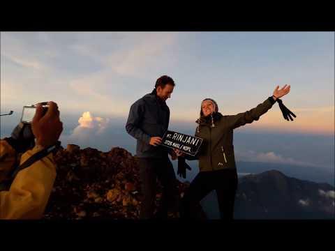 Mt Rinjani Trekking Sembalun To Senaru 3 Days 2 Nights Summit - Lake By Syam Trekker