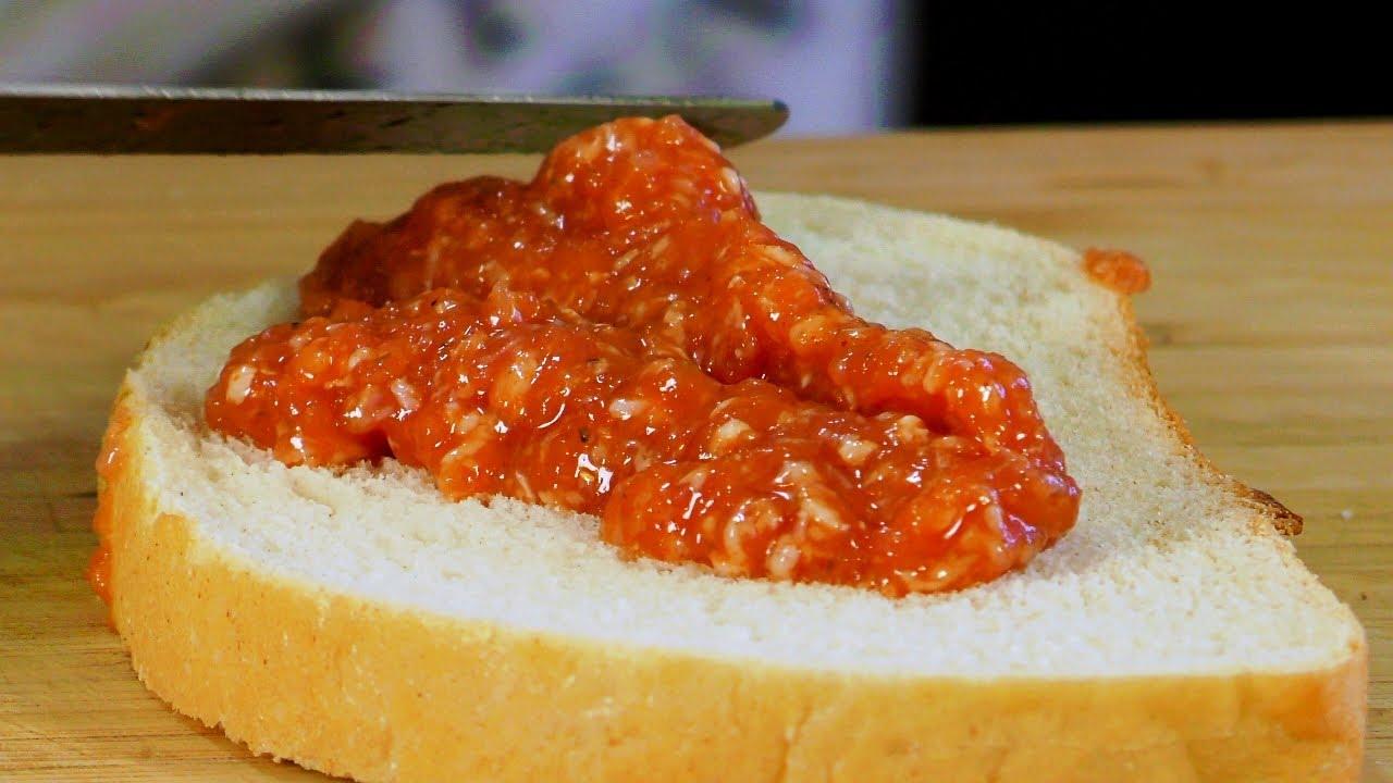Български рецепти: Принцеси - класика с кайма и кашкавал