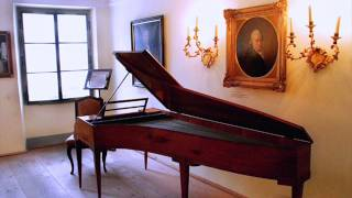 Daniel Hoexter Plays Mozart- Menuett in D major K. 355 (594a)