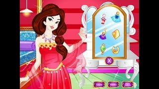 Arabian Princess Makeover spa salon beauty games