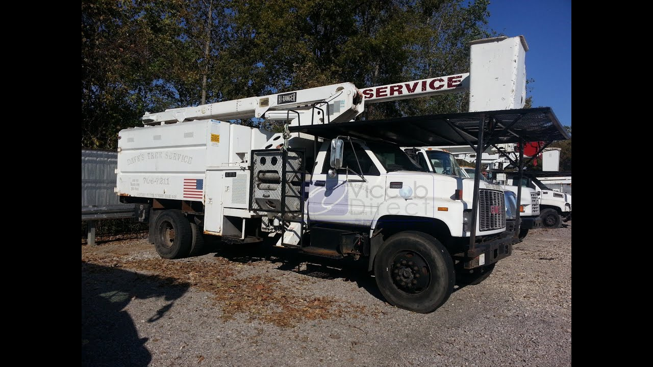 lift hi ranger elevator xt5 complete with or without truck youtube rh youtube com Hi-Ranger Bucket Truck 1991 Terex Hi Ranger Parts