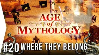Reviving Osiris! - Age of Mythology ► Mission 20: Where They Belong - Campaign Let's Play