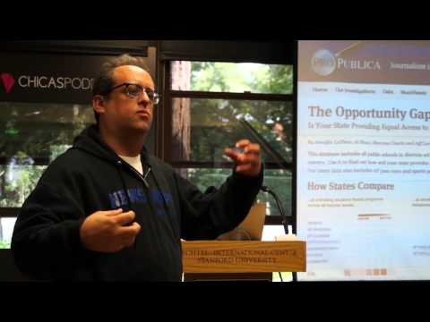 Scott Klein -- How to work for your audience -- News Applications