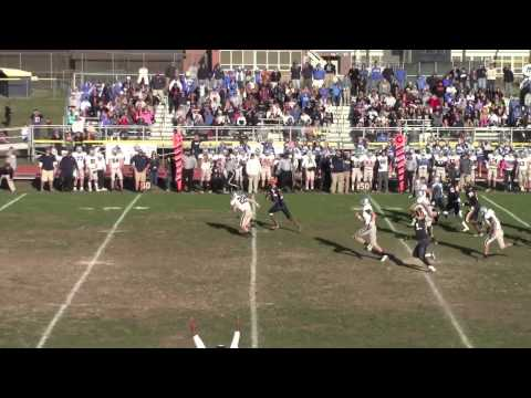 Manasquan 14 @ Nottingham 21 - NJSIAA CJ Group III Playoff