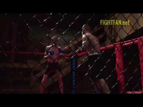 www FIGHTFAN net   Trenton Watson vs Bruce Martin