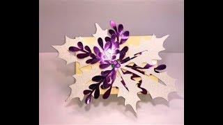 12 Days of Christmas 2018 - Day 1 - Gift Box