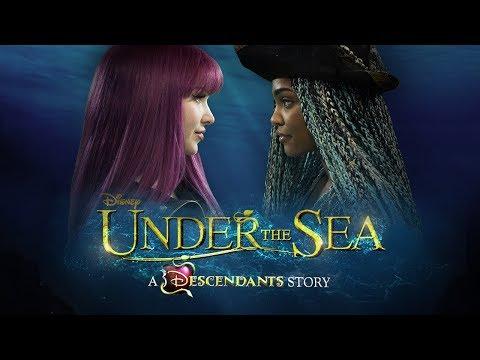Under The Sea: A Descendants Short Story