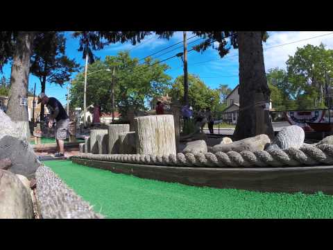 GoPro MiniGolf at Whispering Pines; Rochester, NY