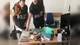 Murat, maxi sequestro di cocaina in pieno centro