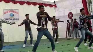 Sainik School Gopalganj Annual Day Programme : Dance Performed on Sitaron Ki Mehfil