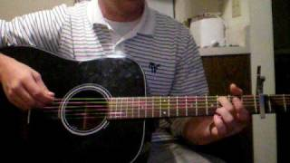Jeremy Camp - Walk by Faith (acoustic) Learn How to play
