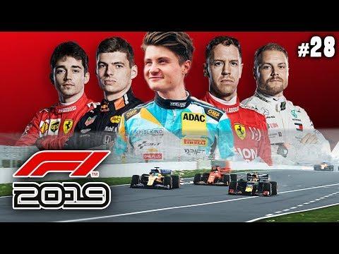 Schweizer Verteidigungskünste | F1 2019 #28 | Barcelona 🇪🇸 | Dner