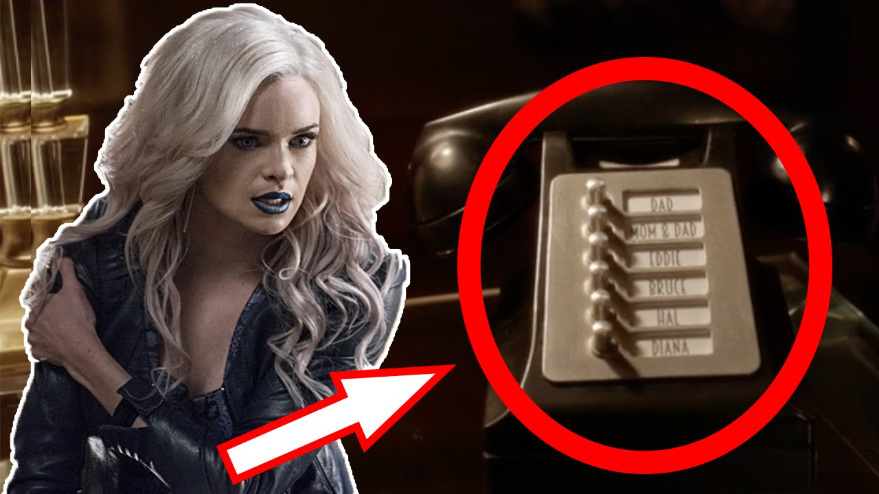 The Flash Season 2 Episode 13 Easter Eggs References Welcome To Earth
