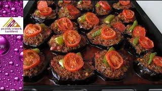USTASINDAN KIYMALI BOSTAN KEBABI TARİFİ/ Pratik Yemek Tarifleri