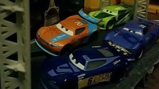 Disney Pixar Cars 3 Bubba Wheelhouse (Next-Gen Transberry Juice #6) Review