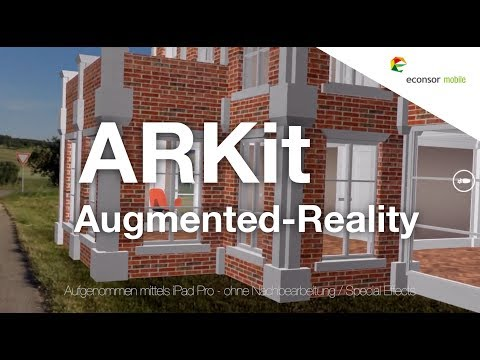 Download Youtube: ARKit - Augmented Reality für Bauprojekte AR 2017