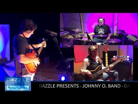 Dazzle Presents - Monday Night Blues - Johnny O. Band