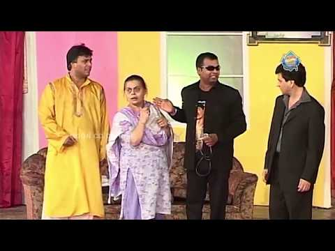 Tariq Teddy And Tahir Anjum - New Pakistani Stage Drama - Full Comedy Clip 2017