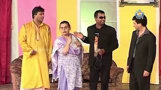 Tariq Teddy and Tahir Anjum New Pakistani Stage Drama Full Comedy Clip
