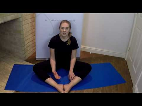 Best stretch for the inside of your thighs/Groin area (Adductor Muscle)