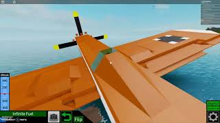 Roblox Plane Crazy gameplay