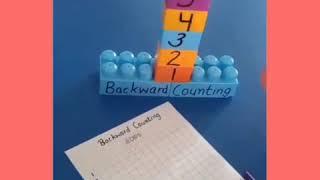 DIPS || Academic Video || Backward Counting || 10 to1 || Appurva