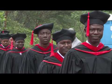 7TH GRADUATION CEREMONY - Adventist University of Africa/SUNDAY