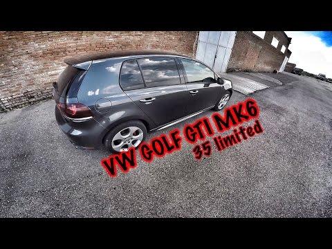 Тест-драйв VW Golf GTI 35 Edition + шашки с Audi S3