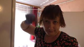 Этим мою посуду тестирую маску для волос