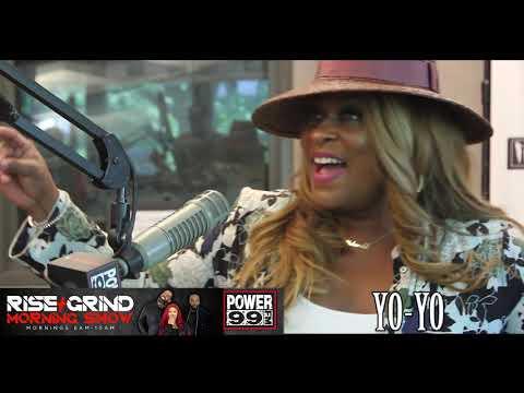 The Rise & Grind Morning Show - RNGMS Interview W/ Yo-Yo