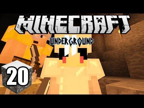 Minecraft Indonesia - Underground 2 : AKU CINTA IRON! (20)