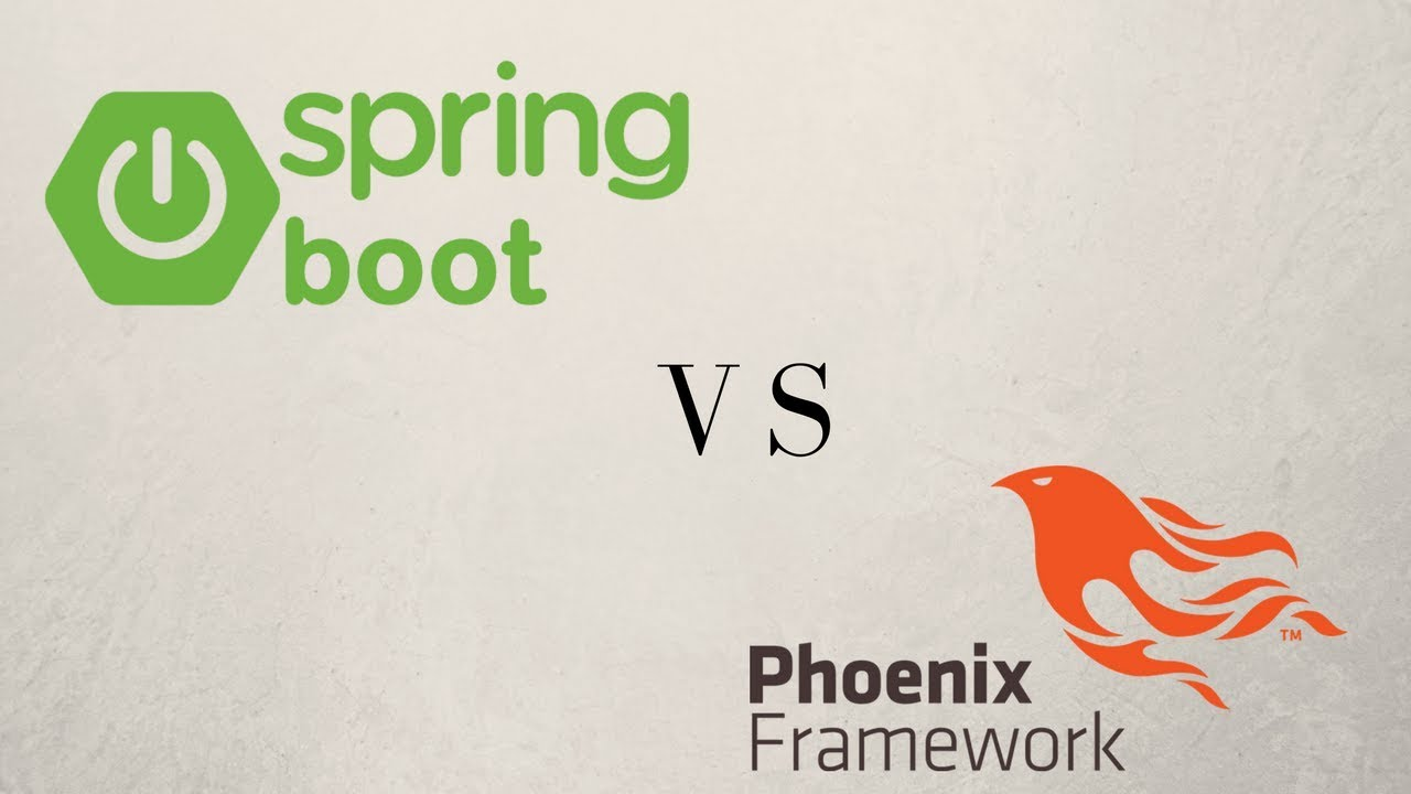 Phoenix Framework vs Spring Boot Which One Should I Teach? (Channel Update)