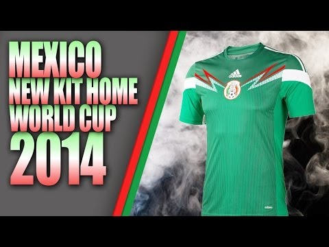 MÉXICO NEW KIT HOME WORLD CUP 2014 [ PES 2013 ] [ DESCARGA ] …