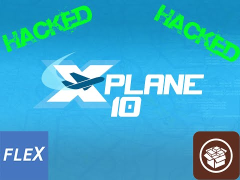 X-Plane 10 iPhone/iPad Hack (Jailbreak)