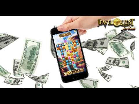 Jewel Quest, iWin - Marketing asset
