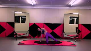 Acro Dance: Back Flexibility & Floor Skills