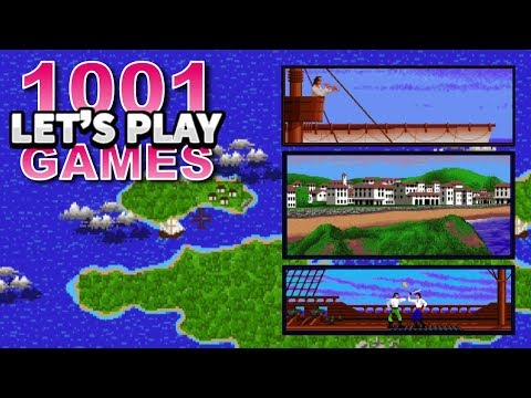 Sid Meier's Pirates! (Amiga) - Let's Play 1001 Games - Episode 255