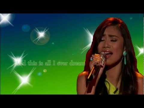 Jessica Sanchez - Dance With My Father [Studio Version With Lyrics]