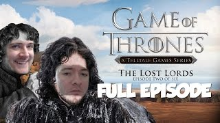 Game of Thrones Episode 2 - The Lost Lords - COMPLETE EPISODE! MEGA VID!