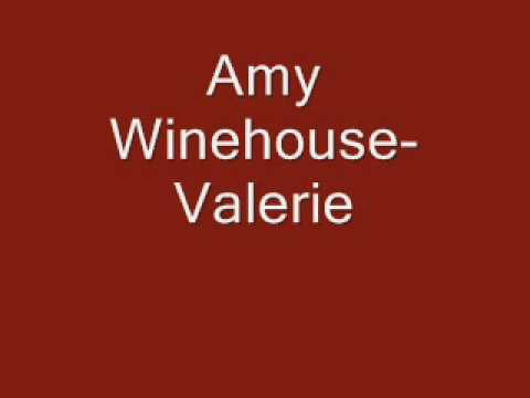 Amy Winehouse -Valerie