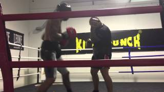 Palestra kick and punch Giacobbe Fragomeni Daniele Scardina