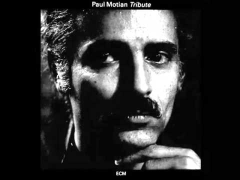 Paul Motian  -  Tuesday Ends Saturday