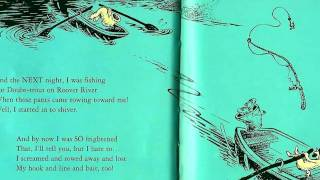 Dr. Seuss - What Was I Scared Of?