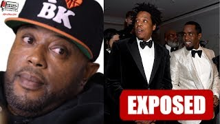 WARNING Jay-Z & Diddy Days Are Numbered Says Sauce Money!