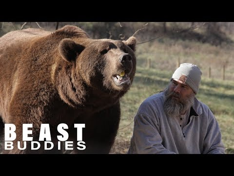 Clint August - I Live With Two Grizzly Bears | BEAST BUDDIES