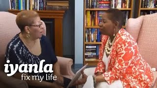 Iyanla Confronts Brenda Thompson on Name Calling | Iyanla: Fix My Life | Oprah Winfrey Network