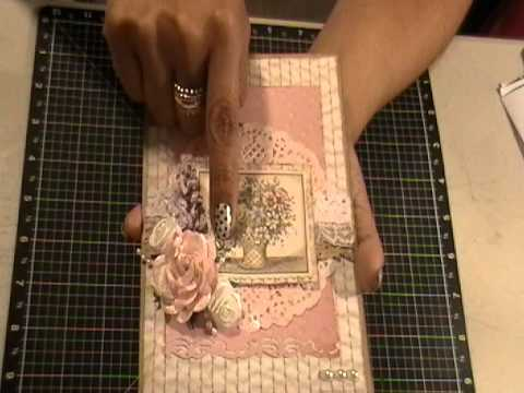 VintageShabby Chic Birthday Cards YouTube
