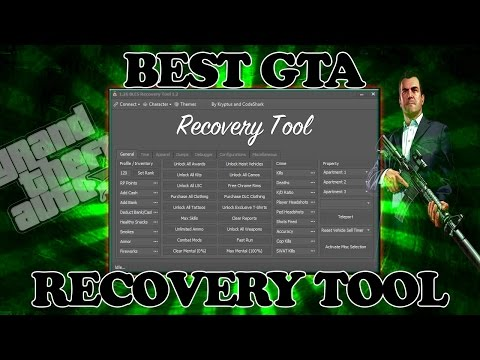 [PS3, BLES] Best GTA 5 Modding Tool 1.26/1.29 Best Free Recovery Tool!!